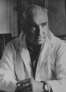 Photograph of Wilhelm Reich