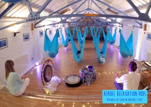 Aerial Relaxation Pods