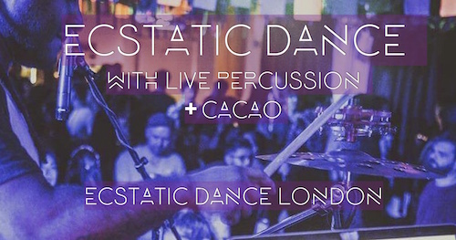 Ecstatic Dance with Live Percussion